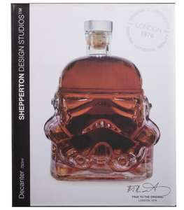 Stormtrooper Decanter 750ml £17.84 using code @ IWOOT