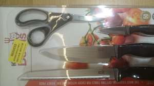 Kitchen Devil's Fab Four £2.50 Morrisons Weybridge