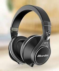 Bluedio U Plus (UFO) Pro Extra Bass Wireless Bluetooth headphones £129.99 Sold by Tencloud Direct and Fulfilled by Amazon - Lightning deal