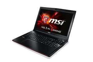 MSI GP62 7RD (Leopard) 079UK 15.6 Inch Gaming Laptop (Black) - (Kabylake Core i5-7300HQ, 8 GB RAM, 128GB SSD, 1TB HDD, GTX 1050, Windows 10) £749.97 @ Amazon