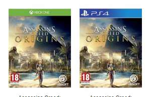 Assassin's creed origins ps4 / xbox one £42.85 @ Simply games