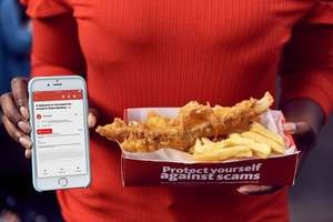 Free Fish & Chips Courtesy Santander @ Cardiff on Friday 20th October