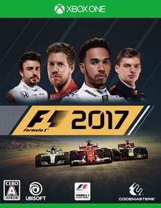 F1 2017 xbox one digital download - Mexican xbox store £22.17