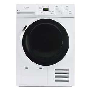 Good price for a heat pump tumble dryer - £313 @ TJ Hughes (code + cashback)