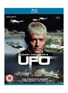 UFO: The Complete Series [Blu-ray] £31.20 @ Network On Air