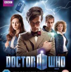 DOCTOR WHO - THE COMPLETE 6TH SERIES BLU-RAY £15.99 + £1.99 delivery - The Hut