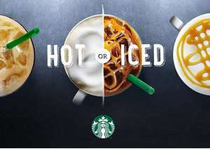 Starbucks coffee 50% off deal - £10 evoucher for £5.00 at Groupon (invitation only)