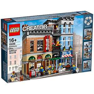 LEGO Detectives Office 10246 £119.98 -  John Lewis
