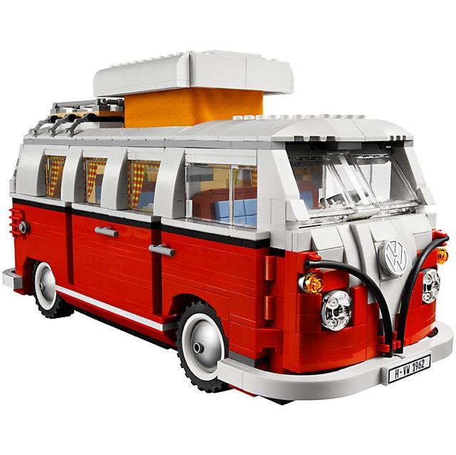 LEGO Creator 10220 VW Camper Van £74.98 - John lewis