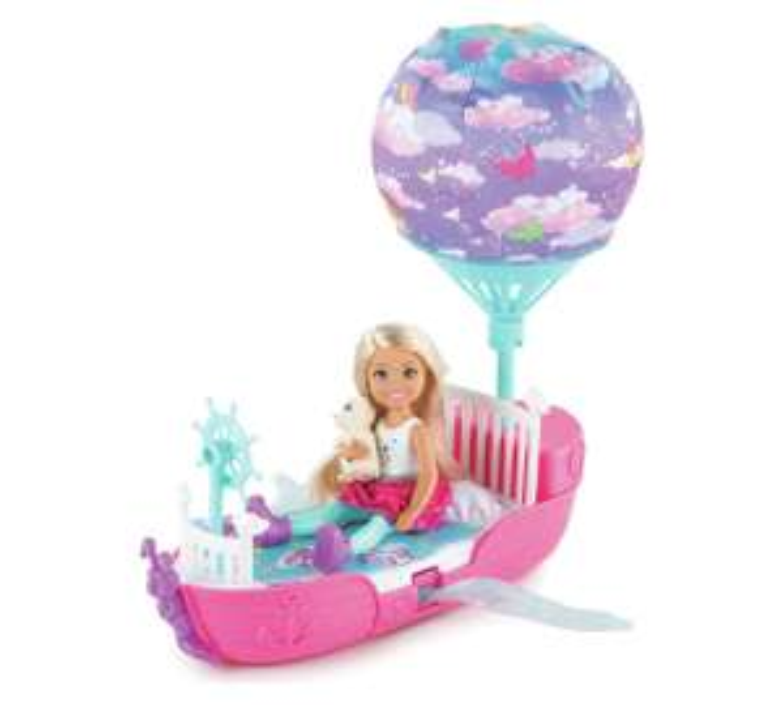 Half Price Barbie Dreamtopia Magical Dreamboat £10.49 at Argos