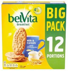 Belvita 12 pack £1.75 Morrisons instore