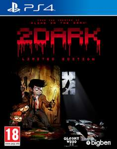 2Dark Limited Edition (Xbox One & PS4) £9.99 Delivered @ GAME & Instore