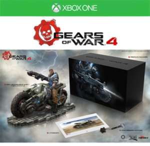 Gears Of War 4 Collectors Edition (Statue Only) £30 at GAME