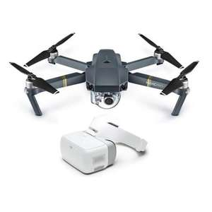 Mavic Pro with dji goggles - £1399 @ Drones Direct