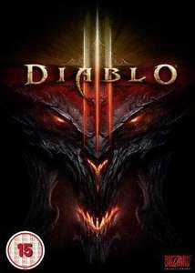 [PC/Mac] Diablo III - £6.99/£6.64 - CDKeys