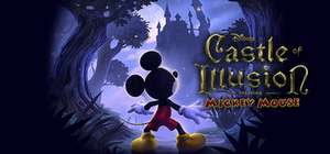 Castle of Illustion Feat. Mickey Mouse steam key £2.88 + Free steam key Silence of the Sleep @ IndieGala