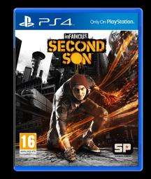 Infamous Second Son (PS4) £5.99 used/ Gears of War 4 (XB1) £7.99 used @ Grainger games