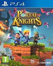 Ex rental Portal Knights/Little Nightmares £9.99 PS4 @ boomerang