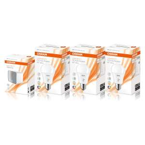 Osram Lightify RGBW gateway and 3x E27 kit £39.99 @ Amazon