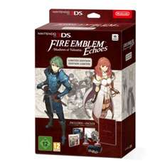 Fire emblem Shadows of Valentia Limited Edition (3DS) £59.99 @ GAME