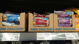 Asda Nut Mix 15p instore