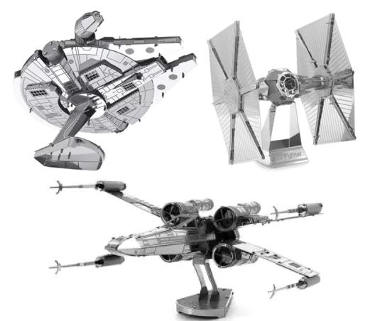 Metal Warplane puzzle 76p Each @ Gearbest (Using codes)
