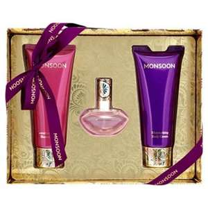 Monsoon Eau De Toilette 30ml Gift Set @ The Fragrance Shop Click & Collect - Code EARLY20