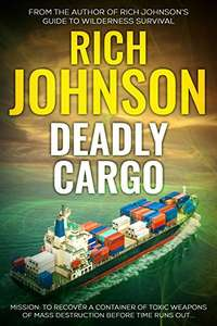 Free Kindle thriller - Deadly Cargo