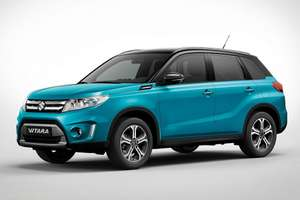 Suzuki Vitara 1.6 SZ-T 36 month lease Nationwide Vehicle Leasing £7,674