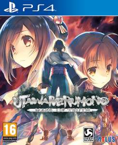 Utawarerumono: mask of truth (PS4) £21.99 @ 365games.co.uk