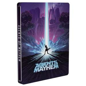 Agents of Mayhem Steelbook Edition [PS4/XO] £19.99 @ 365Games