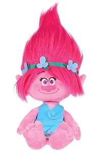 Plush Trolls Poppy Original Dreamworks 30 cm £5.10 Amazon Add on