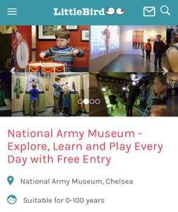 National Army Museum - Explore, Learn and Play Every Day with Free Entry