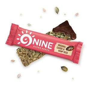 Free Taste Testing of NINE BARS
