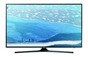Samsung UE40KU6079UXZG 40 inch Ultra HD 4K Smart TV [EU model, UK power lead] £390.96 Delivered at Amazon