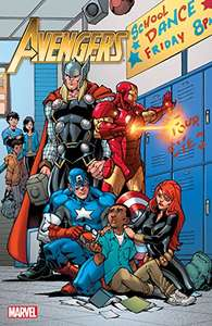 Avengers: No More Bullying ebook free on ComiXology