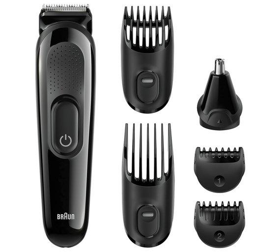 Braun Multi Grooming Kit MGK3020 – 6in1 Beard & Hair Trimmer £19.99 @ Argos