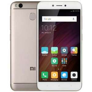 GLOBAL VERSION £99.33 Xiaomi Redmi 4X 3GB RAM 32GB @ Gearbest