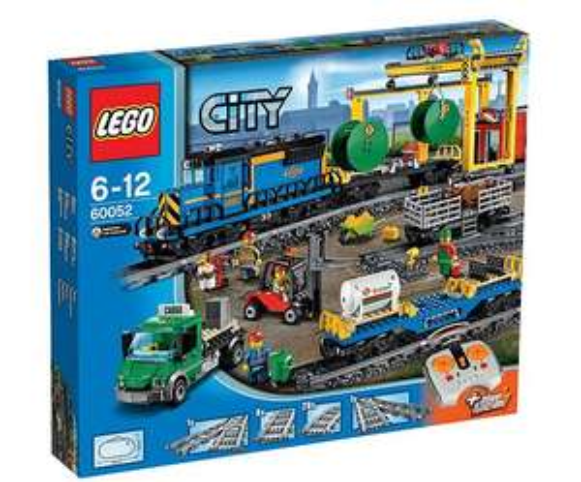 LEGO City Cargo Train 60052 £86.39 @ tesco