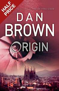 Dan Brown - Origin - latest bestseller (published 3 October) now half price delivered @ Tesco Direct - also £9.99 @ Amazon