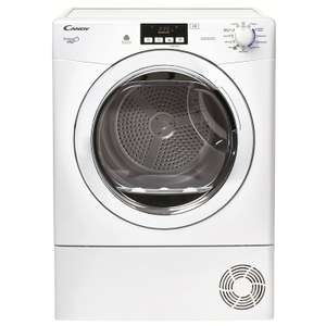 Candy GVCD91WB 9kg Sensor Condenser Tumble Dryer now £179 @ Co-op ebay
