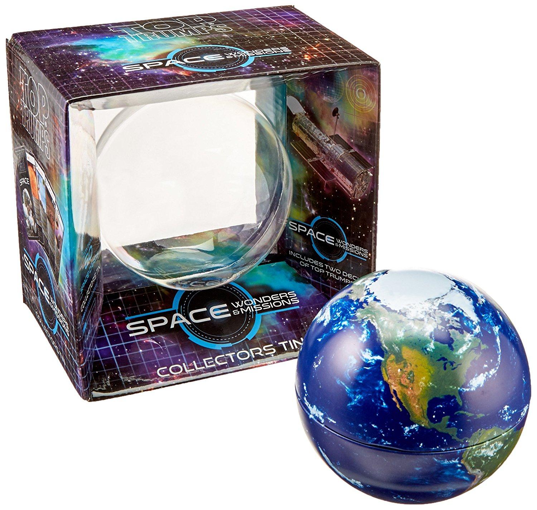 Top Trumps Space Collectors Tin £1.99 @ Home Bargains