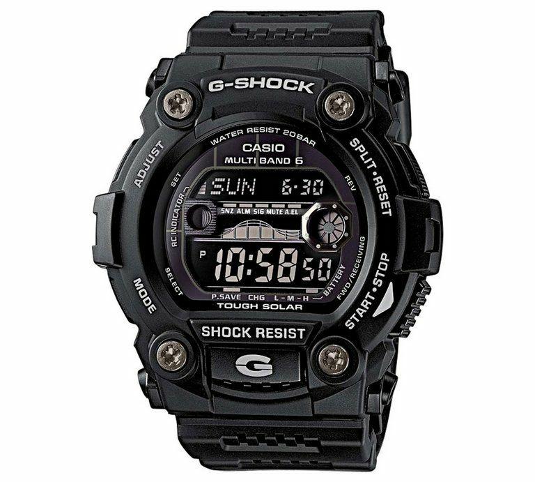 Casio G-Shock GW-7900B-1ER Radio Controlled Solar Watch £79.99 @ Argos and Amazon