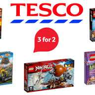Tesco 3 for 2 Toy deal NOW ON