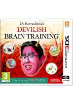 Dr Kawashima's Devilish Brain Training: Can you stay Focused? [Nintendo 3DS] £12.85 @ Simply Games