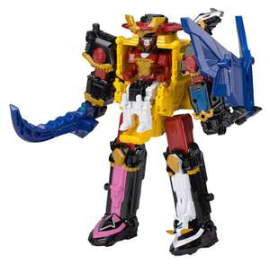 Power Rangers 43596 Ninja Steel Deluxe Megazord only £21.48 @ Amazon