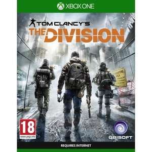 THE DIVISION PREOWNED £5.99 ON GAME.CO.UK
