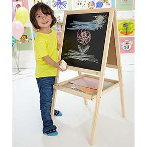 ELC wooden Easel £17.50 delivered @ Amazon Prime Exclusive