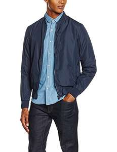 Brave Soul Men's Sanjay Jacket, Navy, Medium - £8.99 Prime @ Amazon