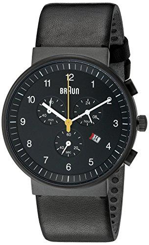 Braun Men's Quartz Watch with Chronograph £82.65 @ Amazon